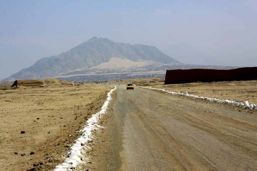 Peru, Trujillo