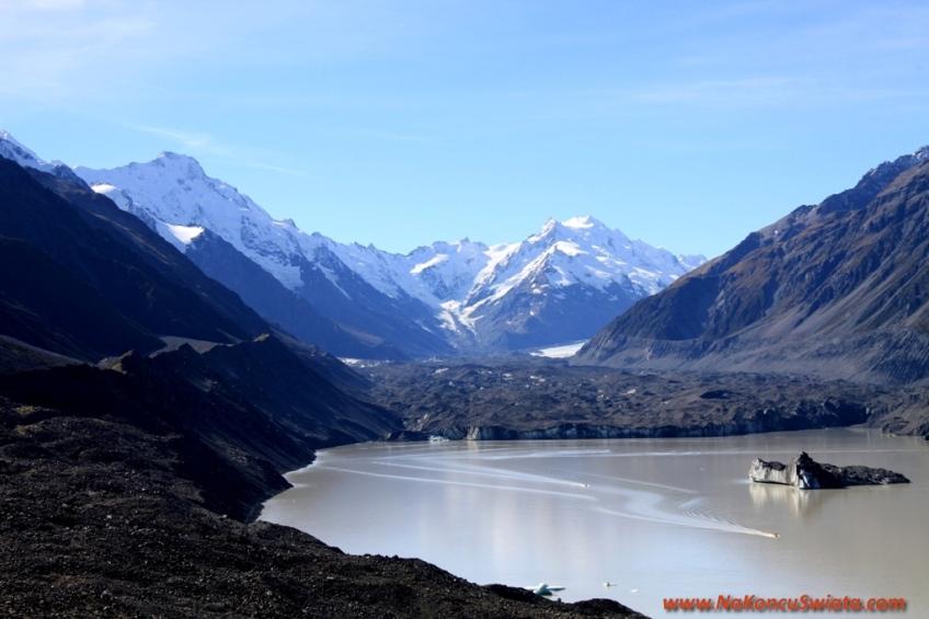 Nowa Zelandia, Mount Cook